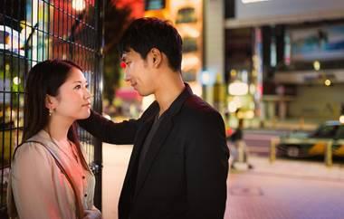 デートの後に口説く男性と口説かれる女性